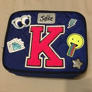 Navy Justice K lunchbox